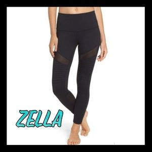 🔥NWT🔥Zella high waisted black leggings